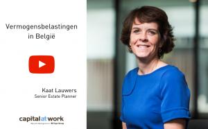 Vermogensbelastingen in België CapitalatWork
