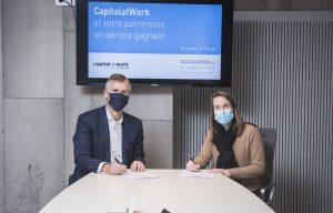 Justine Henin CapitalatWork